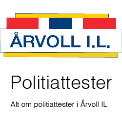 Alt om politiattester i Årvoll IL