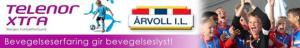 Årvoll TelenorXtra-topp
