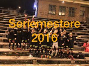 Årvoll-seriemestre 2016